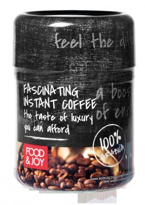 Kawa rozpuszczalna liofilizowana 100% Arabica