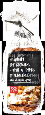 Grunchy spelt – 3 flakes. Whole grain product