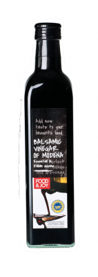 Balsamic vinegar of modena