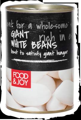 Ginat white beans