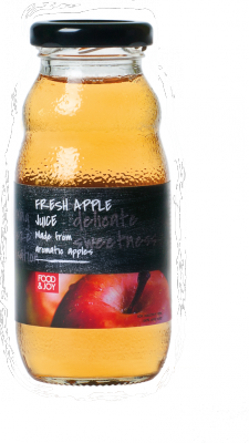Apple juice 100%