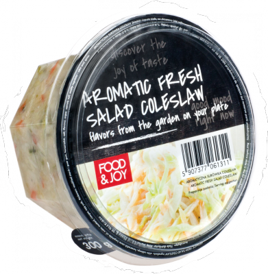 Fresh salad coleslaw