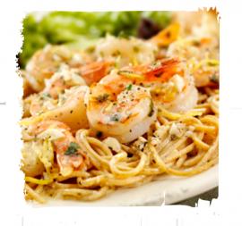 spaghetti-z-krewetkami