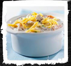 Zupa krem zkurczaka