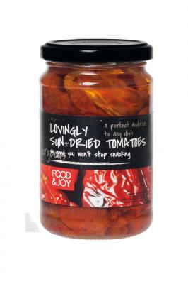 Pomidory suszone nasłońcu