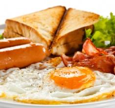 Śniadanie dla dwojga