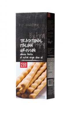 Paluszki grissini tradycyjne zoliwą zoliwek extra vergine