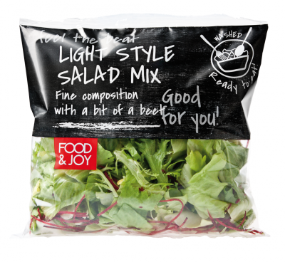 Light salad mix