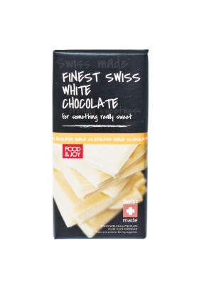 Szwajcarska biała czekolada
