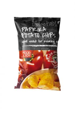 Chipsy osmaku papryki